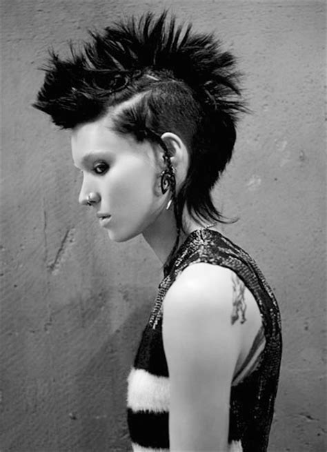 dragon tattoo lisbeth lisbeth the sexualized autist what the girl with the