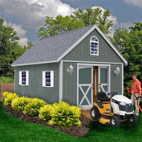 barns belmont  ft   ft wood storage shed