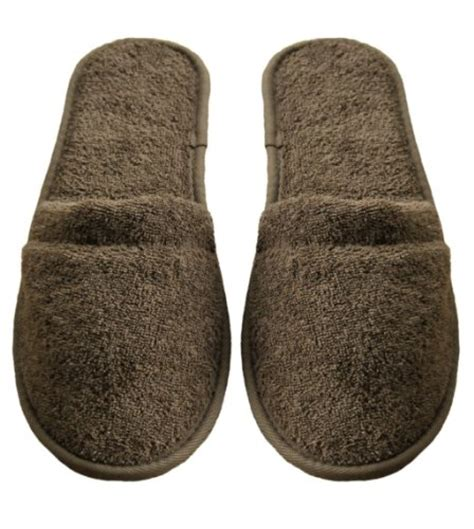 terry cloth slippers arus s turkish terry cotton cloth spa slippers one