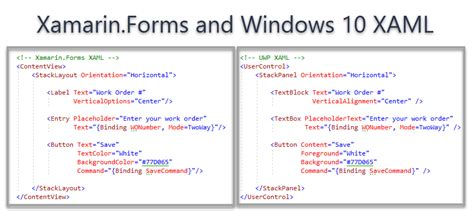 c what is the difference between xamarin form s introducing xaml standard and net standard 2 0