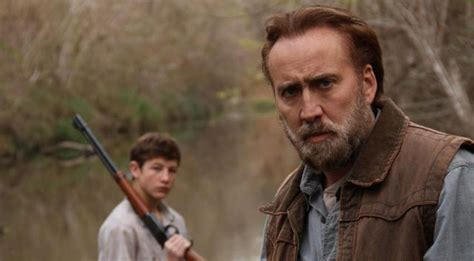 film nicolas cage 2013 first look at joe nicolas cage s beard i watch stuff