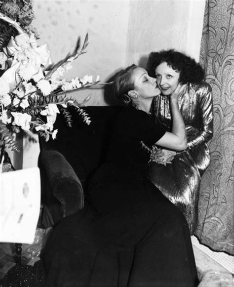 movie biography edith piaf marlene dietrich and edith piaf c 1940s photos of movie