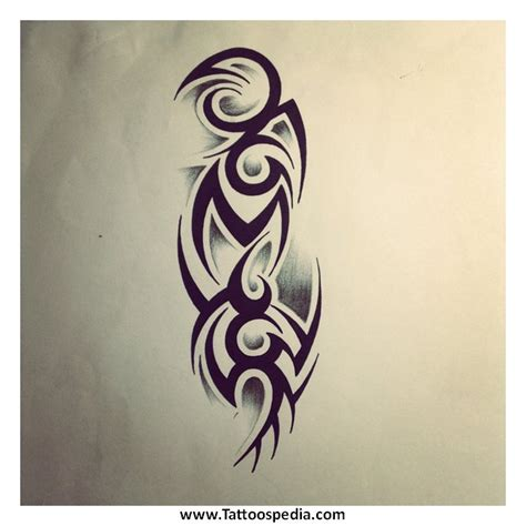 name tattoo tribal 4