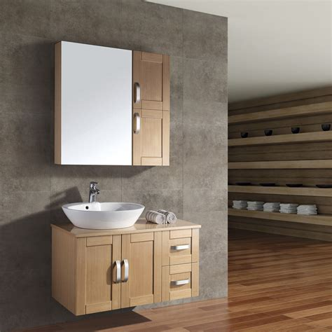 china veneered bathroom furniture set ac 9015 china