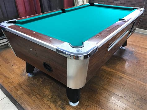 valley pool tables table 060817 valley used coin operated pool table used