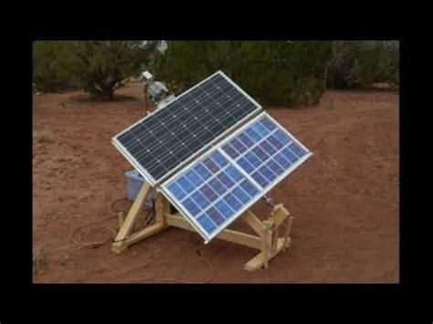 time lapse of tracking solar panel solar tracker timelapse