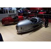 Morgan Three Wheeler  2015 Geneva International Motor Show