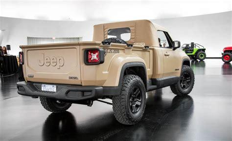 comanche jeep 2017 jeep comanche concept new 2016 renegade based mini truck