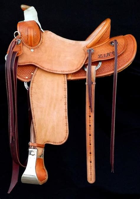 Handmade Saddles - ty barton handmade saddle saddles