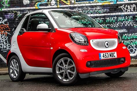 used smart car prices smart fortwo cabriolet from 2016 used prices parkers