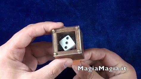 dado in gabbia dado in gabbia spiegazione tutorial gioco di prestigio