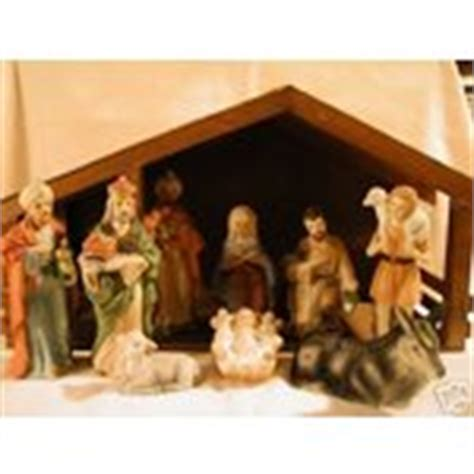 home interiors nativity home interior nativity set 9 pc 5216 w stable 12