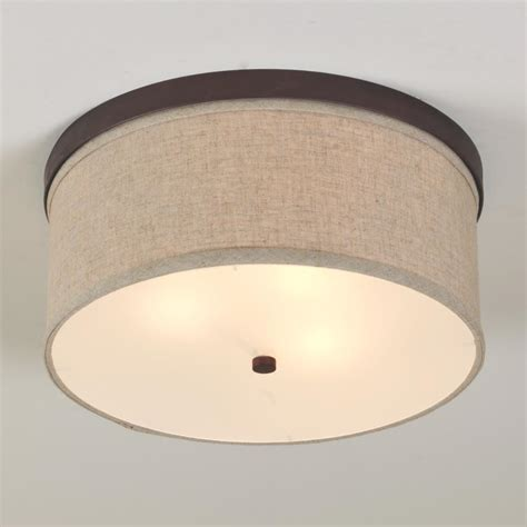 Light Shade Ceiling by Springfield Linen Shade Ceiling Light Ikea Decora