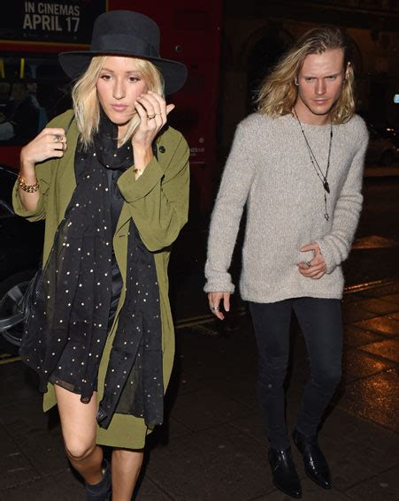 are ellie goulding and dougie poynter dating ok magazine are dougie poynter and ellie goulding engaged singer