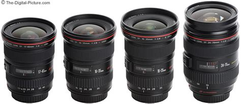 Lensa Canon 17 40 L Series canon ef 17 40mm f 4l usm lens review