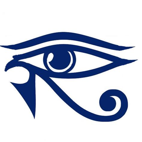 45 latest horus eye tattoo designs