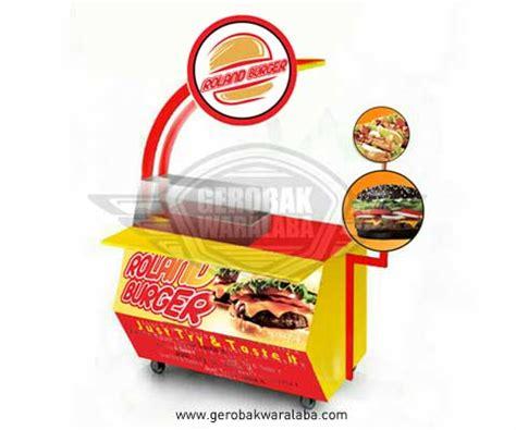 jasa pembuat poster booth roland burger jasa pembuat booth unik