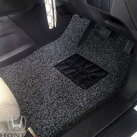 Jual Karpet Mobil 3 Baris jual harga karpet comfort deluxe honda jazz 3 baris
