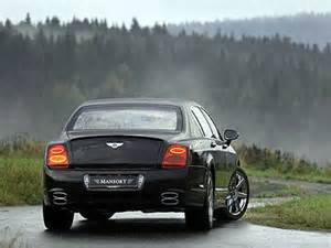 Bentley Superfly Bentley Continental Flying Spur The Mansory Superfly
