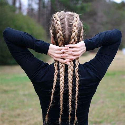 how to do a braid easy braid tutorial