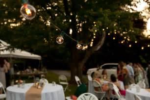 diy outdoor wedding lighting easy and glamorous diy outdoor wedding lighting warisan