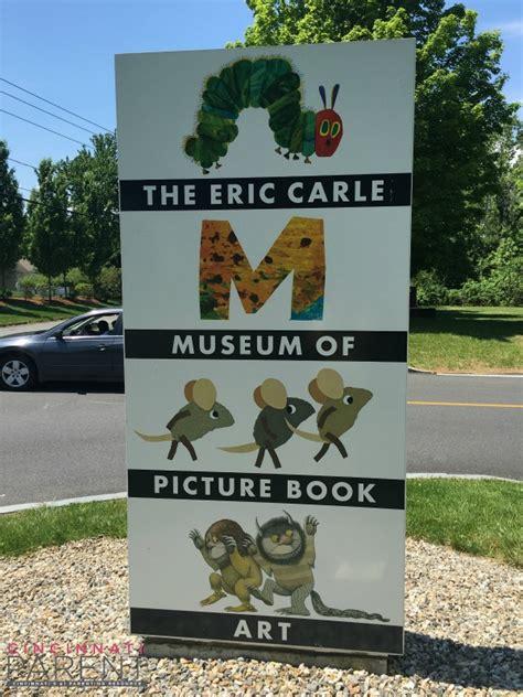 eric carle picture book museum a peek inside the eric carle museum cincinnati parent