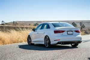 Awesome Best Car Upgrades #3: Glacier-white-metallic-audi-s3-suspension-upgrades-performance-exhaust-2.jpg