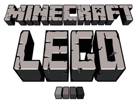 lego logo minecraft style by black werewolf on deviantart