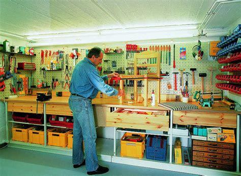 Werkstatt Ordnungssystem by Ein Kellerraum Wird Zur Werkstatt Ausgebaut Selber