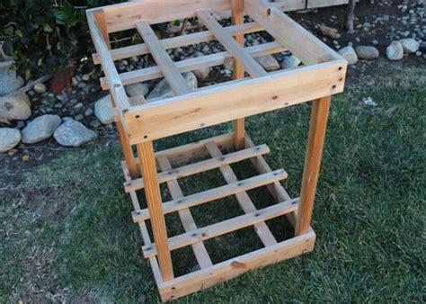 get organized diy garden tool storage garden club