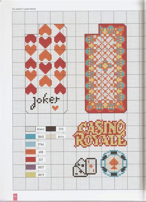 Handset Stitch 2 phone cross stitch pattern スマホケース手作りアイデア