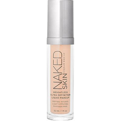 Makeup Decay skin weightless ultra definition liquid makeup