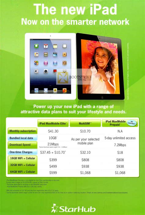 starhub apple plans 187 starhub comex 2012 smartphones