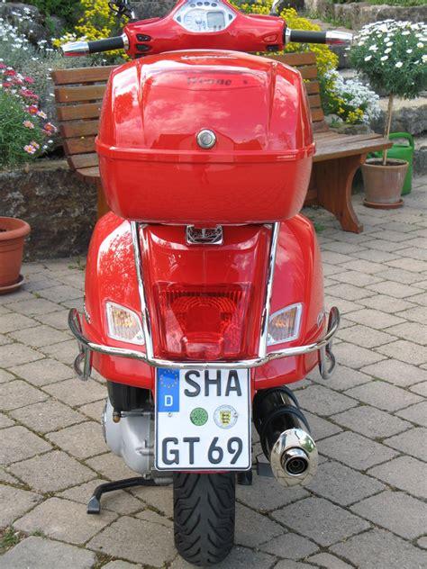 Motorrad Fahren Ohne Kennzeichen by Vespaforum De Das Vespa Forum Gt Gts Lx S Et Px Thema