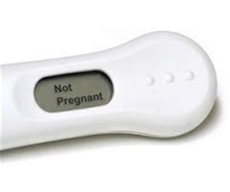 missed period negative pregnancy test explanation