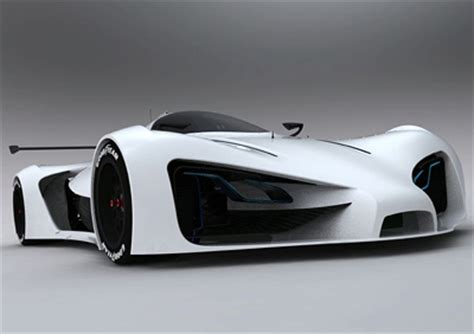 prototype cars greengt lemans prototype concept cars diseno