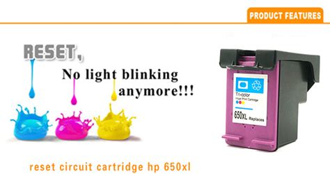 reset hp deskjet f4280 ink level new product ink cartridge for hp 650 color xl high