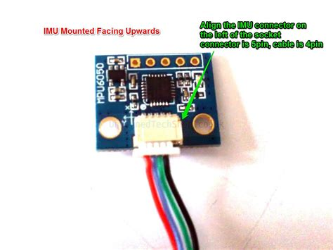 Uwf Gis Mba by Connecting Imu On Brushless Gimbal Controller Guides