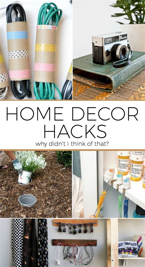 home design hacks decorating hacks