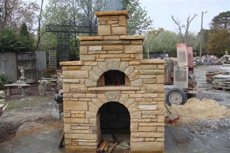 outdoor pizza oven kits fireplaces and masonry ovens mcgraw hardscapes outdoor fireplace with pizza oven outdoor