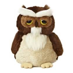 Owl Stuffed Animal Smitty The Dreamy Great Horned Owl Stuffed Animal By