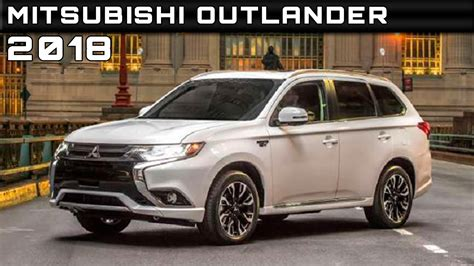 2018 Mitsubishi Outlander Sport Review by 2018 Mitsubishi Outlander Review Rendered Price Specs