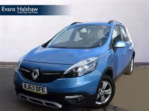 Renault Halshaw Used 2013 Renault Scenic Xmod 1 5 Dci Dynamique Tomtom