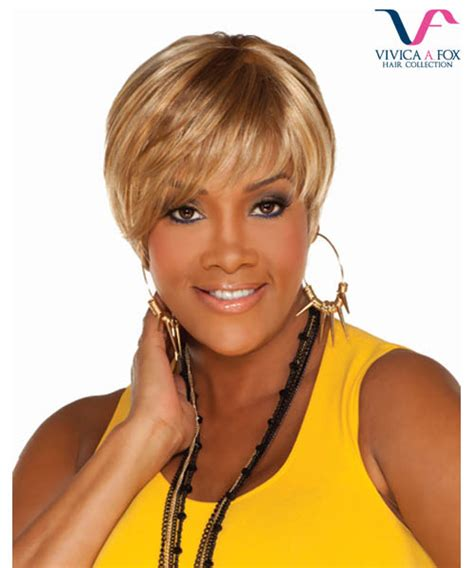 Vivica A. Fox MAPLE Full Wig