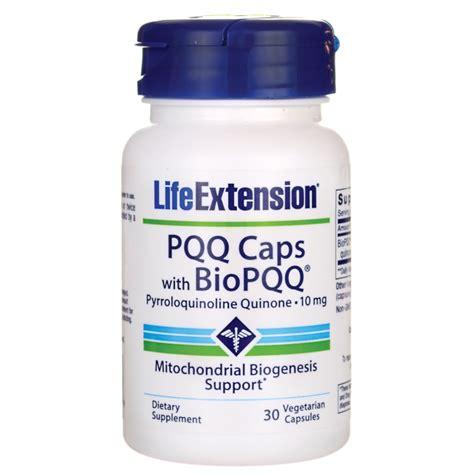 supplement pqq extension pqq caps with biopqq pyrroloquinoline