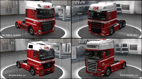 all truck h essers skin for all trucks mods