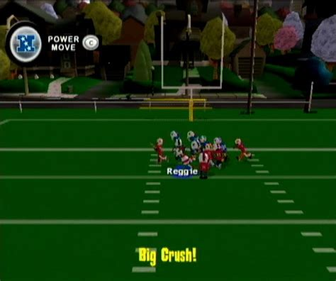 backyard football 09 sony playstation 2