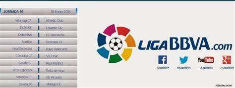 jadwal pertandingan sepakbola liga spanyol 2014 2015 download kalender jadwal la liga spanyol 2014 2015 idezia