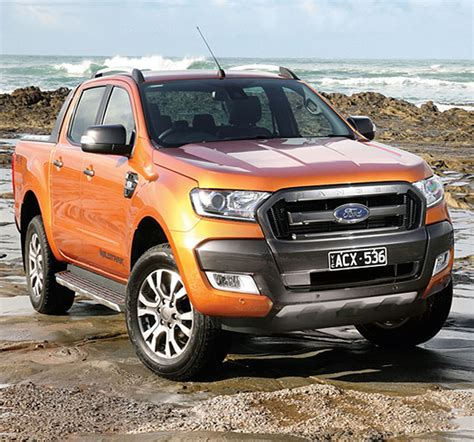 Ford Ranger 2020 Australia by 2020 Ford Ranger Australia New Review