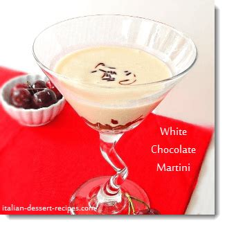 white chocolate martini white chocolate martini recipe white chocolate liqueur